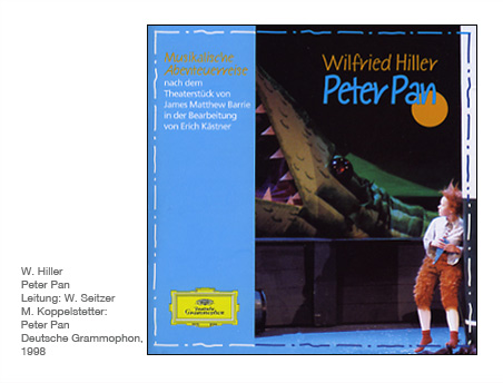 CD Peter Pan